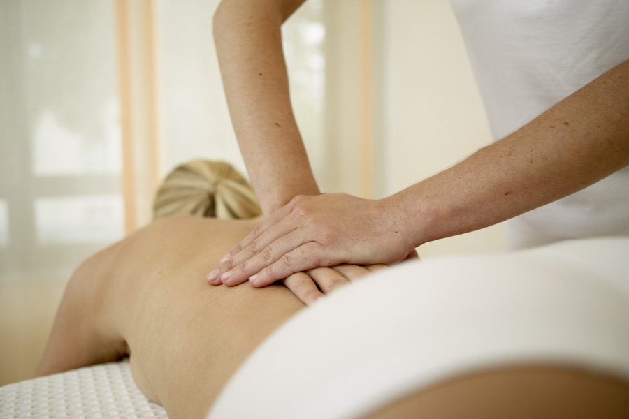 Physiotherapie Behandlung